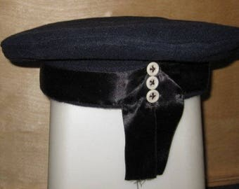 Civil War Union or Confederate Flat Hat