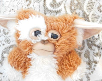 GIZMO From Gremlins Movie, Stuffed Toy, Movie Toy, Vintage Movie toys,  Prop :)s*