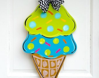 Ice Cream Birthday Party Decoration