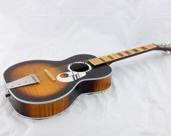 Mid Century Kay guitar