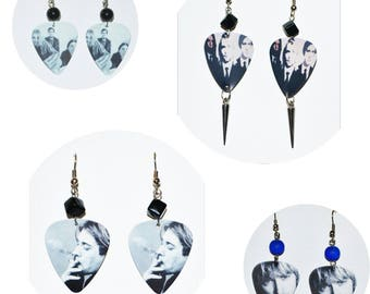 Boucles d'oreilles longue / long earrings