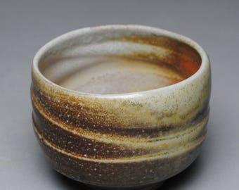 Tea Bowl Matcha Chawan Wood Fired G80