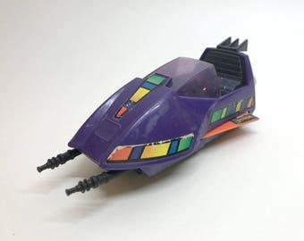 Piranha Vehicle M.A.S.K. MASK Kenner Venom Action Figure Vintage Toy Incomplete