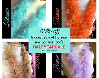 Half Year Sale - Use Special Coupon Code - HALFYEARSALE for 50% off - Biggest sale of the Year! Offer ends July 5