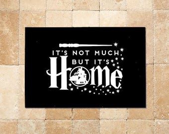 Harry Potter Inspired Welcome Mat