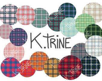 Images digital Scottish tartan pattern