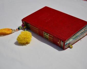 OOAK JunkJournal WP2 junque journal notebook