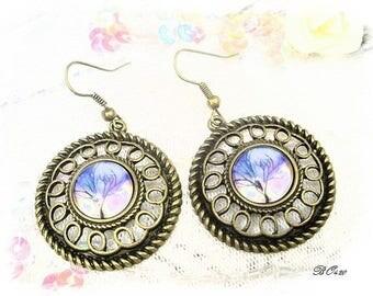 Tree of life earrings BO420
