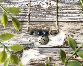 Capricorn Necklace, Capricorn Jewelry, Zodiac Necklace, Zodiac Jewelry, Astrology Necklace, Astrology Jewelry, Gifts for Her, Birthday Gifts