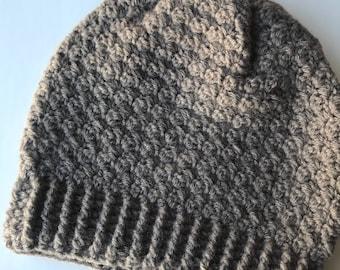 Crochet hat winter hat