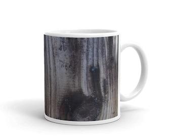 Hot Selling Woodgrain Brand new Ceramic  Mug
