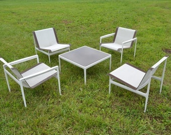 Knoll Patio Set Designed by Richard Schultz Knoll 1966