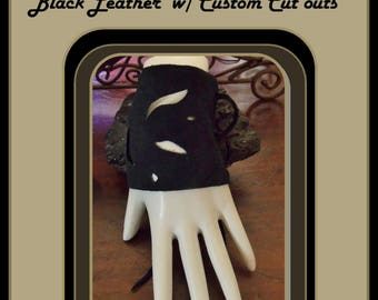 LARPing,larp,,leather cuff,cosplay,roleplay,Post Apocalyptic cuff,post apocalyptic jewelry,cyber cuff,steampunk cuff