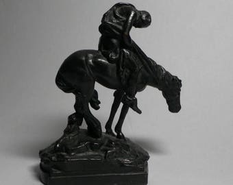 SALE: End of the Trail Statue