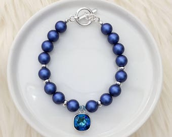 SURPRISE RELEASE - Beaded Crystal Bracelet in Holiday