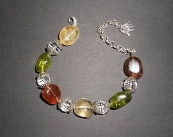 Crystal dream bracelet