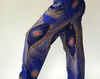 SM0016 Gypsy Pants Rayon Pants,Aladdin Pants Maxi Pants Boho Pants