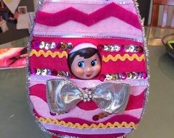 Easter Egg Elf Costume