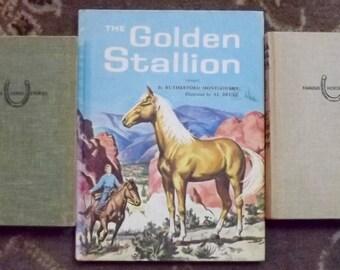 The Golden Stallion, The Capture of the Golden Stallion, Golden Stallion to the Rescue