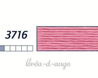 FLOSS DMC Mouline Special Rose # 3716