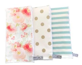 One Burp Cloth- Classics Collection