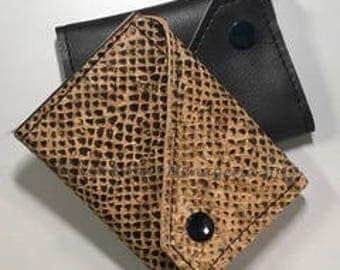 Classic Adonis Minimalist Wallet