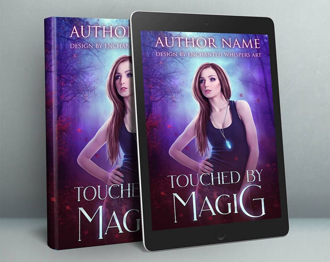 premade fantasy book cover art design by Enchanted Whispers art