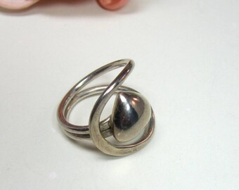 Vintage sterling ring Size 7