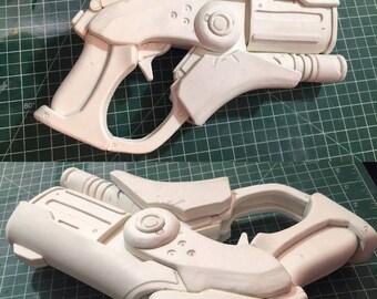 Overwatch Mercy Gun