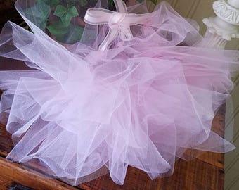 Tutu, Child/Animal Clothing, Pink Clothes,  Pink Tutu, Animal Wedding Attire, Princess, Cinderella Clothes, Pet Costumes