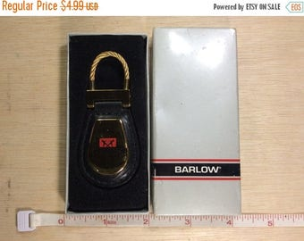 10% OFF 3 day sale Vintage Barlow Key Chain Fob Instron Used
