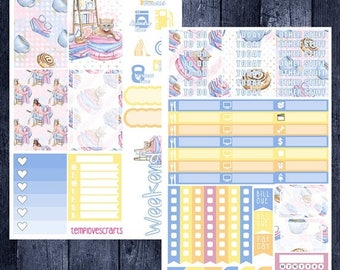 Book Worm Kit for Happy Planner