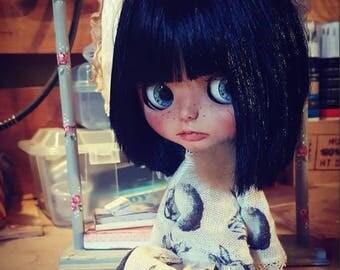Valentina custom blythe doll With free shipping!
