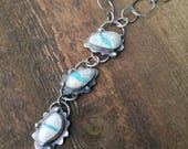Amanda brittin by amandabrittin on etsy for Royston ribbon turquoise jewelry