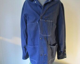 One chore coat