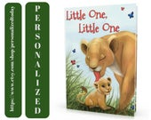 Personalized Book Little One Counting Animals Custom Name Personalized Illustrated Keepsake Children's Fiction Gender Neutral Ages 0 to 4