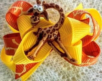 Cynthia Dog Bows Giraffe Boutique Bow