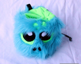 Monster pouch funny climbing equipment