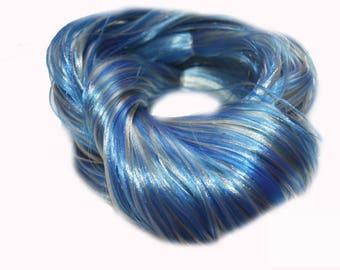PREORDER L Hank Robotica Nylon Doll Hair for OOAK Custom Monster High My Little Pony Blythe