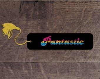 Pantastic flag bookmark