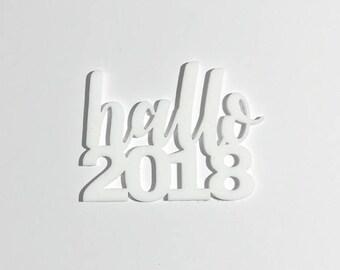 091-Hi 2018 Acrylic