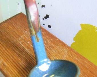 Little Ceramic Spoon
