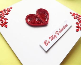 Valentines card, love card, Valentines day, Valentines day card, card for boyfriend, card for girlfriend, card for husband, card for wife