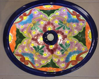 Gorgeous Talavera Sink - FREE SHIPPING!!