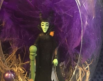 Maleficent ornaments