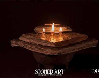 Stone Candle 1882
