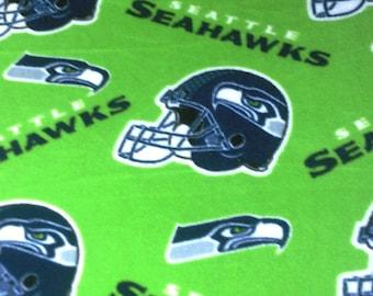 Seattle Seahawks NFL Fleece Throw