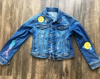 Meraki KIDS Custom Jean Jacket