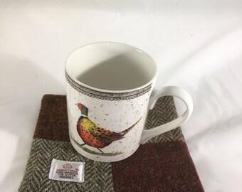Harris Tweed Mug Mat/Coaster