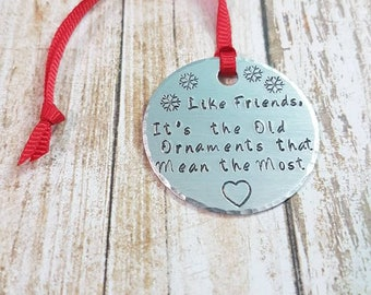 Friendship ornament | Etsy